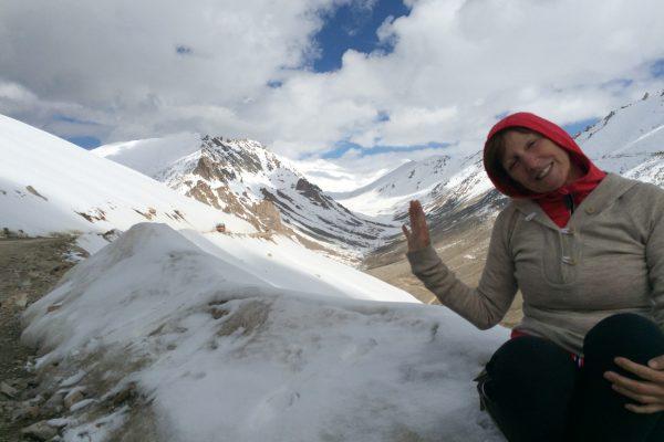 Au sommet de Khardungla